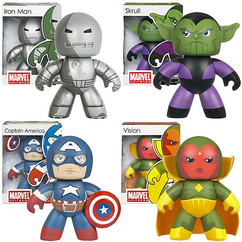 Marvel Mighty Muggs Vinyl Figures Wave 5
