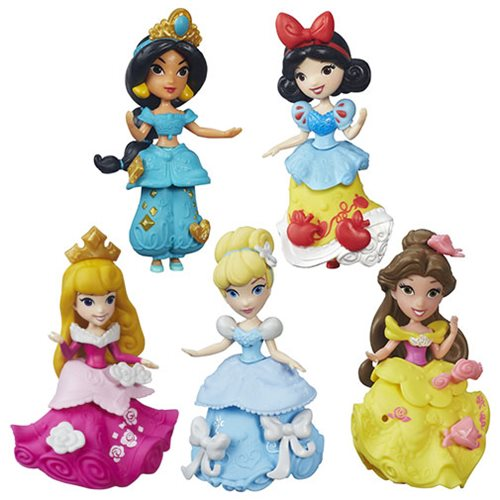 Disney Princess Small Dolls Wave 2 Case