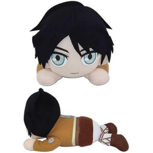 Attack on Titan Eren Lying Posture 8-Inch Plush