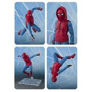 Spider-Man: Homecoming Spider-Man Homemade Suit S.H.Figuarts Action Figure