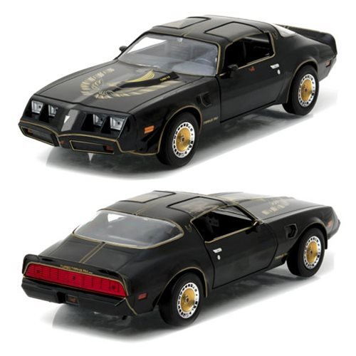 Smokey and the Bandit II 1980 Pontiac Trans AM 1:24 Scale Die-Cast Vehicle