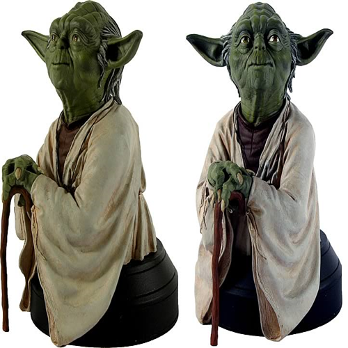 Star Wars Episode V Yoda Mini Bust