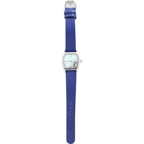 Mickey Mouse Blue Oval Face Watch