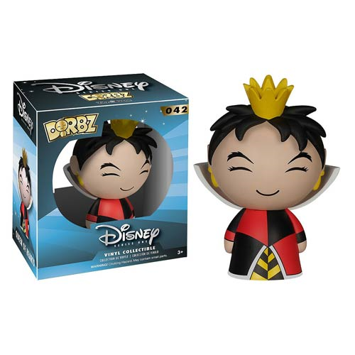 Alice in Wonderland Queen of Hearts Dorbz Vinyl Figure