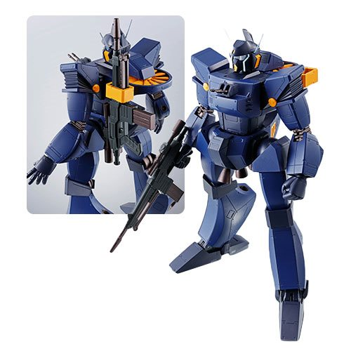 Gundam Sentinel Zeta Plus C1 Brockary Hi-Metal Robot Spirits Action Figure