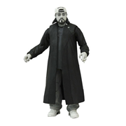 Clerks Silent Bob Black and White Action Figure