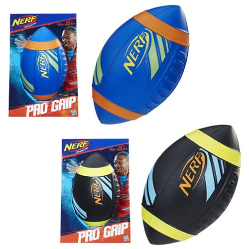 Nerf Sports Pro Grip Football Wave 1 Case
