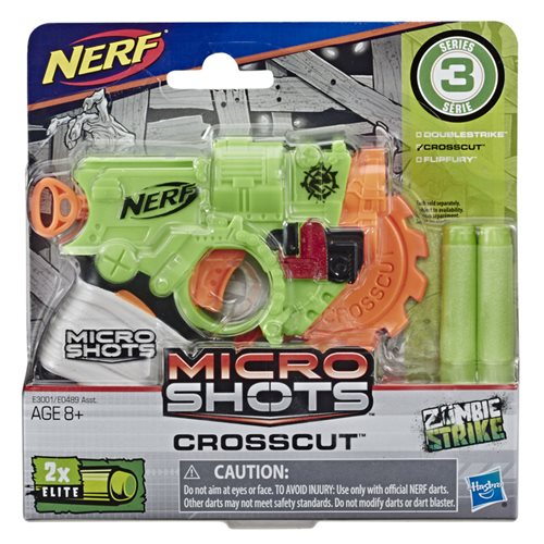 Nerf Micro Shots Blasters Wave 3 Set