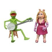 Muppets Best Of Series 1 Kermit & Miss Piggy Action Figure 2-Pack