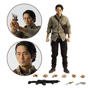 Walking Dead Glenn Rhee 1:6 Scale Action Figure