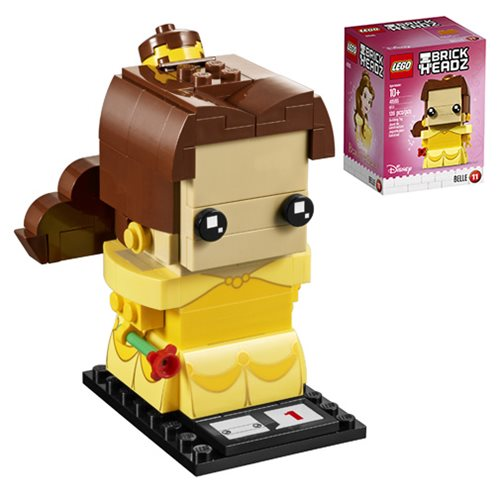 LEGO BrickHeadz 41595 Beauty and the Beast Belle