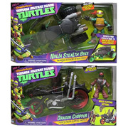 TMNT Vehicle and Action Figure Pack Wave 1 Case