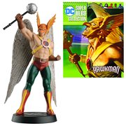 DC Superhero Best Of Hawkman Figure with Collector Magazine #40