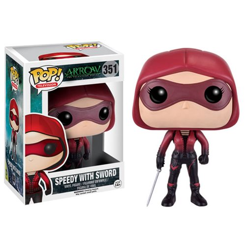 Arrow Speedy With Sword Pop! Vinyl Figure