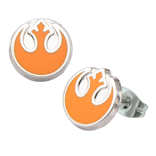 Star Wars Rebel Alliance Symbol Stud Earrings