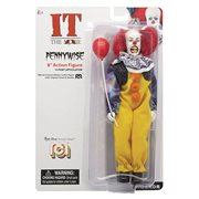Horror Mego 8-Inch IT Pennywise Action Figure Wave 7