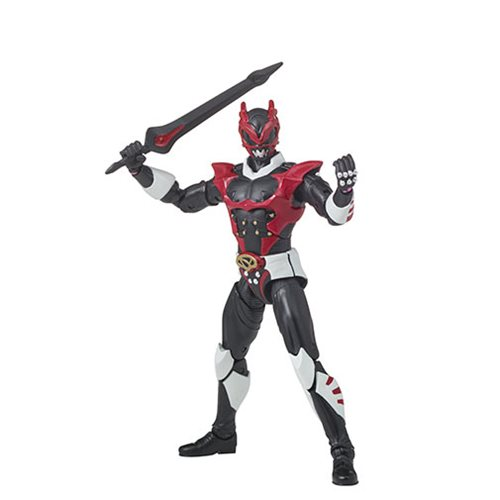 Power Rangers In Space Psycho Red Ranger Action Figure