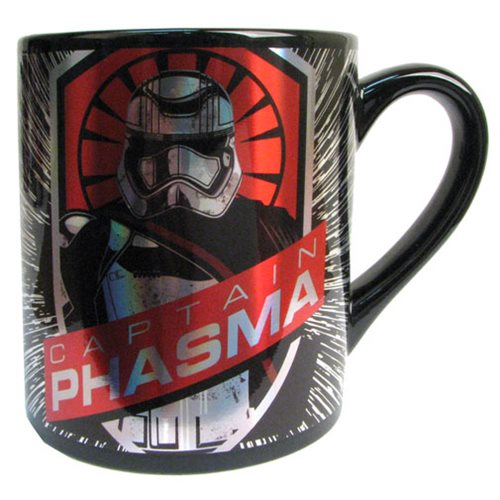 Star Wars: Episode VII - The Force Awakens Captain Phasma 14 oz. Ceramic Mug