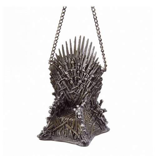 Game of Thrones 3-Inch Throne Ornament
