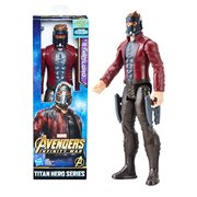 Avengers: Infinity War Titan Hero Series Star-Lord 12-Inch Action Figure