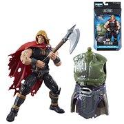 Thor Marvel Legends Series 6-inch Nine Realms Warriors Odinson Action Figure