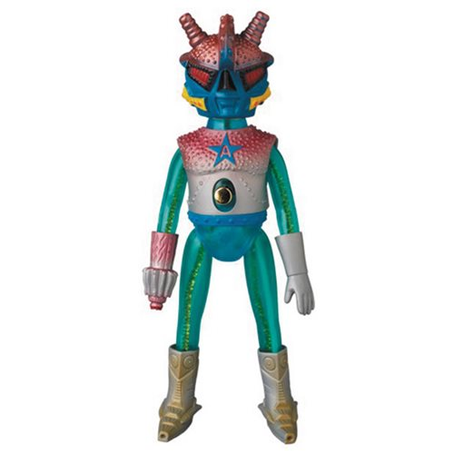 Ultra Action Boy Astro-Mu 5 Marsman Sofubi Vinyl Figure