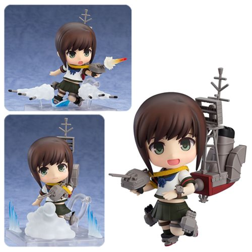 Kantai Collection Kancolle Fubuki Kai-II Nendoroid Action Figure