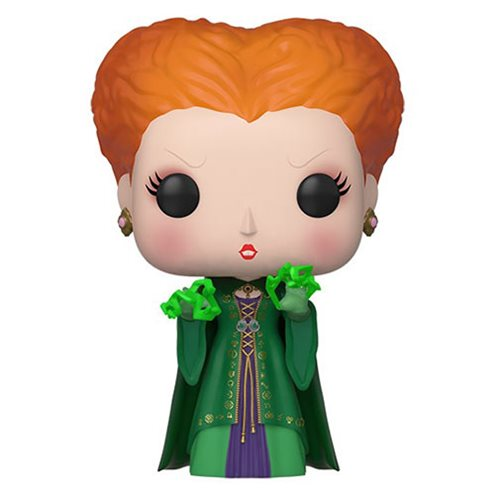 Hocus Pocus Winifred with Magic Pop! Vinyl Figure