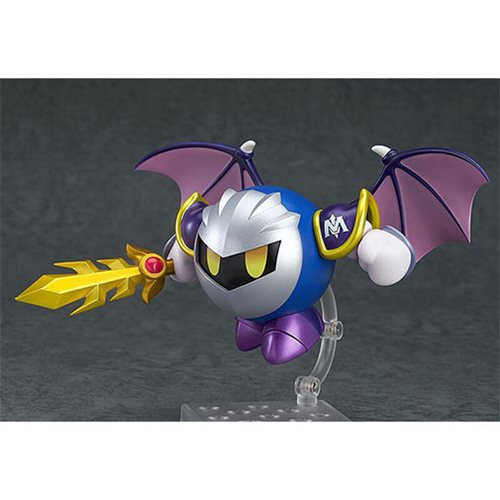 Kirby Meta Knight Nendoroid Action Figure - Rerun