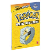 Pokemon ReaderActive: Making Your Z-Move Hardcover Book