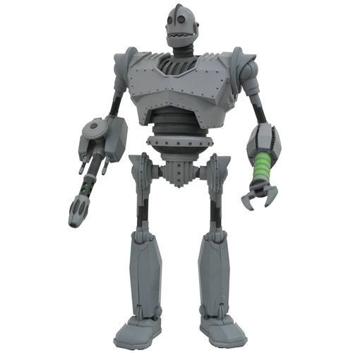 Iron Giant Select Battle Mode Action Figure