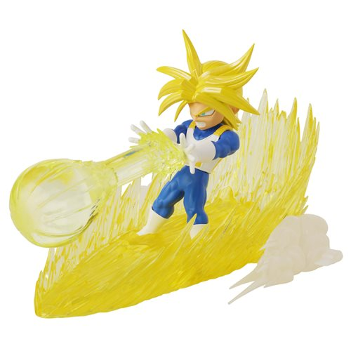 Dragon Ball Super Final Blast Super Saiyan Trunks Figure