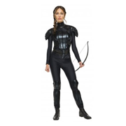 The Hunger Games: Mockingjay Part 2 Katniss Rebel Deluxe Costume