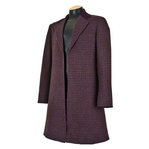 Doctor Who Eleventh Doctor Purple Coat
