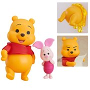 Winnie the Pooh and Piglet Nendoroid Action Figure Set