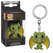 Game of Thrones Rhaegal Pocket Pop! Key Chain