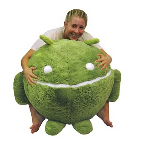 Google Android Massive Squishable Android Bean Bag
