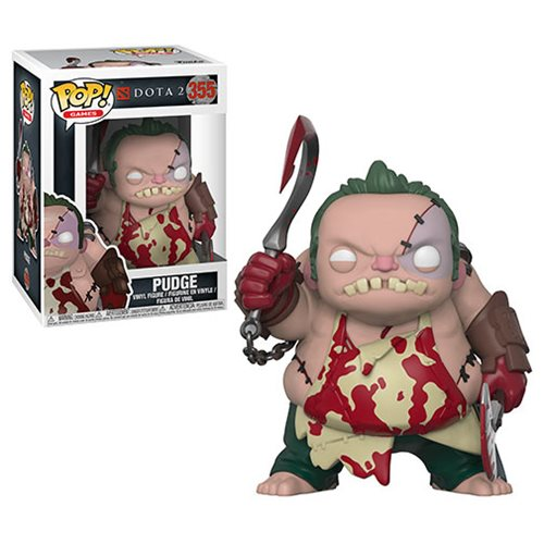 DOTA 2 Pudge with Cleaver Pop! Vinyl Figure #355