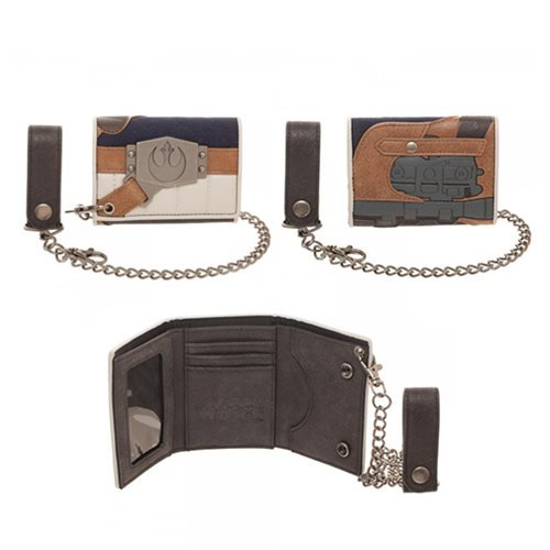 Star Wars Han Solo Chain Wallet