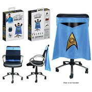 Star Trek: The Original Series Sciences Blue Uniform Chair Cape