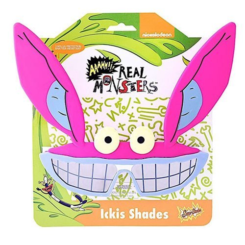 Aaahh!!! Real Monsters Ickis Sun-Staches