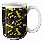 Batman Logo 14 oz. Mug