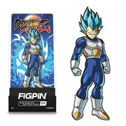 Dragon Ball FighterZ Super Saiyan God Super Saiyan Vegeta FiGPiN Enamel Pin