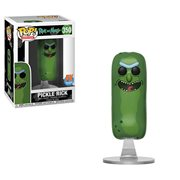 Rick and Morty Pickle Rick No Limbs Pop! Vinyl Figure - Previews Exclusive
