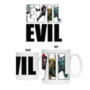Avengers Evil 20 oz. Heat Change Ceramic Mug