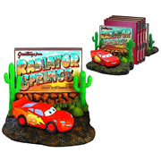 Pixar Cars Lightning McQueen Bookend