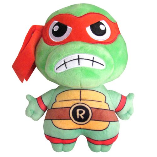 Teenage Mutant Ninja Turtles Raphael Phunny Plush