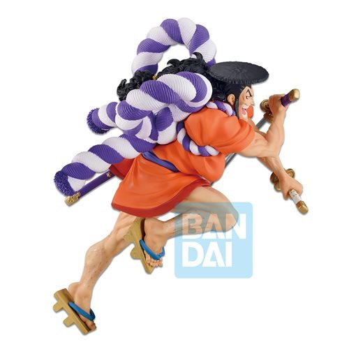 One Piece Oden Kozuki Legends Over Time Ichiban Statue