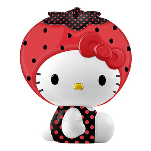 Hello Kitty I Love Strawberries and Lemons Sculpted Ceramic Salt & Pepper Set