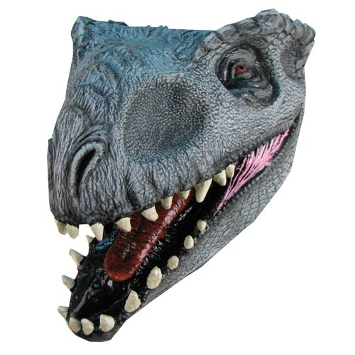 Jurassic World Dinosaur Overhead Latex Mask